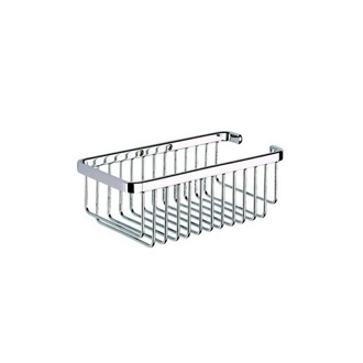 Shower Basket Chrome Shower Bottle/Sponge Holder Geesa 140