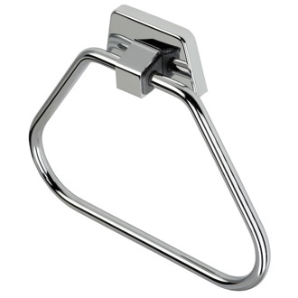 Towel Ring Chrome Towel Ring Geesa 5251