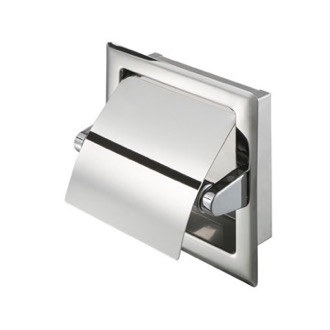 Toilet Paper Holder Recessed Stainless Steel Toilet Roll Holder Geesa 119