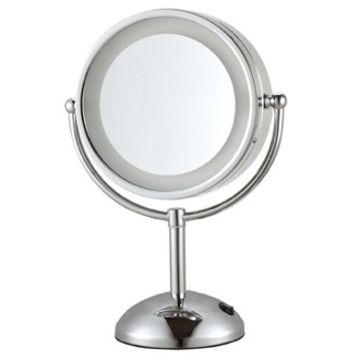 Makeup Mirror Double Face Round 3x Makeup Mirror Nameeks AR7713