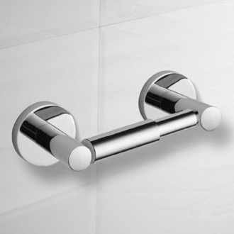 Toilet Paper Holder Modern Polished Chrome Toilet Paper Holder Nameeks NCB72