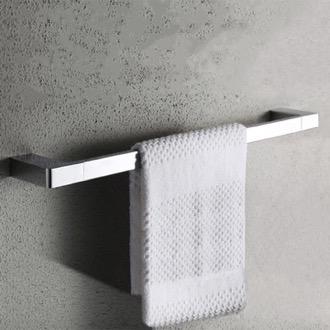 18 Inch Chrome Towel Bar