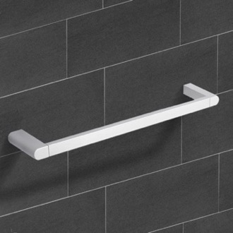 Towel Bar 26 Inch Modern Chrome Towel Bar Nameeks NCB07