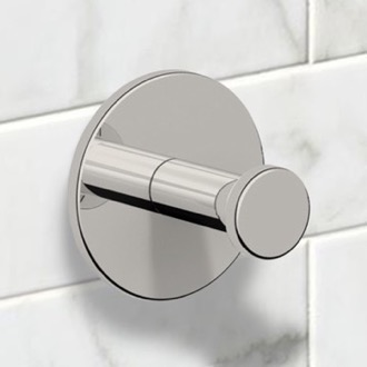 Bathroom Hook Satin Nickel Bathroom Hook Nameeks NNBL0013