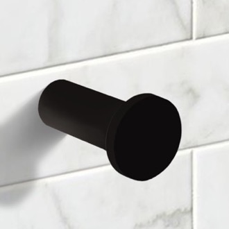 Bathroom Hook Matte Black Bathroom Hook Nameeks NNBL0020