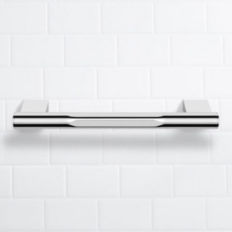 Grab Bar 12 Inch Polished Chrome Grab Bar Nameeks NNBL0023