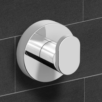 Bathroom Hook Polished Chrome Bathroom Hook Nameeks NNBL0039