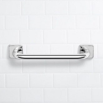 Grab Bar 11 Inch Polished Chrome Grab Bar Nameeks NNBL0047