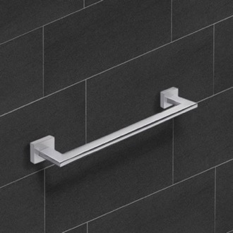 Towel Bar 13 Inch Chrome Towel Bar Nameeks NNBL0072