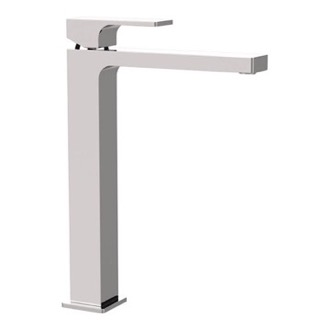 Bathroom Faucet Modern Vessel Sink Faucet in Chrome Remer AU10LUSNL-CR