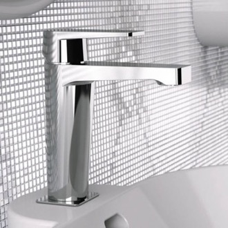 Bathroom Faucet One Hole Bathroom Faucet in Multiple Finishes Remer D11