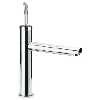 Bathroom Faucet Chrome Bathroom Sink Faucet With Movable Spout Remer J40