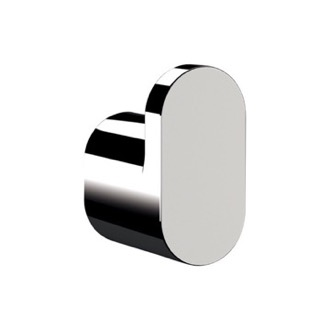 Bathroom Hook Polished Chrome Bathroom Hook Remer LN50