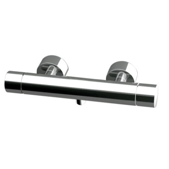 Mixer Brass Thermostatic Shower Mixer with Lower Connection Remer NT31US