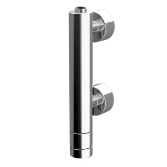 Mixer Vertical Thermostatic Shower Mixer with Upper Connection Remer NT35VUS