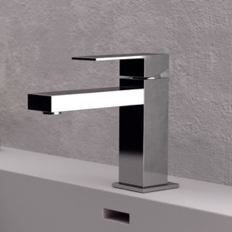 Bathroom Faucet One Hole Bathroom Faucet in Multiple Finishes Remer QD11
