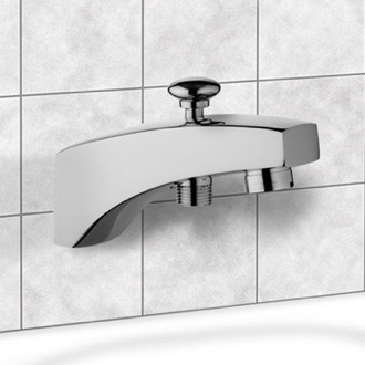 Tub Spout Bathtub Spout with Diverter Remer 91D
