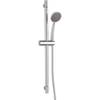 Sliding Rail Hand Shower Set 27 Inch Sliding Rail Hand Shower Set With Sleek Hand Shower Remer 315R-317MR