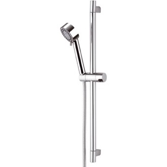 Sliding Rail Hand Shower Set 27 Inch Sliding Rail Hand Shower Set With 2 Function Hand Shower Remer 315R-319MO