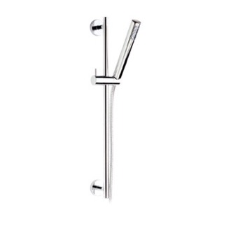 Sliding Rail Hand Shower Set 24 Inch Sliding Rail Hand Shower Set With Sleek Hand Shower Remer 317M-317DM