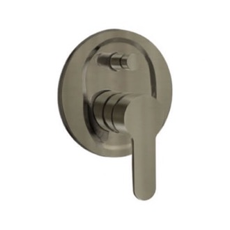Diverter Satin Nickel Wall Mounted Diverter Remer W09NP