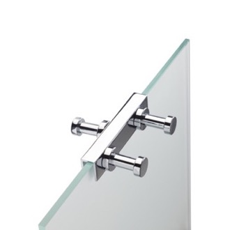 Robe Hook Over The Shower Door Double Robe Hook StilHaus 985 08