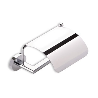 Toilet Paper Holder Toilet Roll Holder with Cover StilHaus DI11C