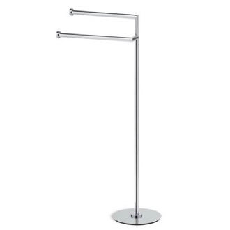 towel stand chrome chrome free standing towel stand luxury stands nameeks