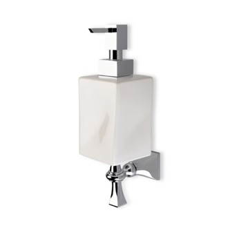 Soap Dispenser Wall Mounted Classic-Style Ceramic Soap Dispenser StilHaus PR30