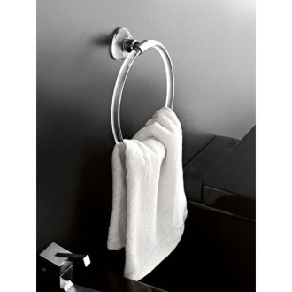 Towel Ring Round Plexiglass Towel Ring Toscanaluce L117/C