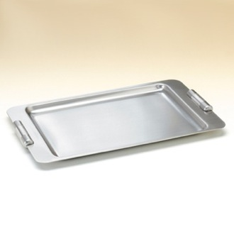 Bathroom Tray Rectangle Metal Bathroom Tray Made in Brass Windisch 51228