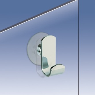 Bathroom Hook Shower Door Hook in Chrome, Gold Windisch 85043