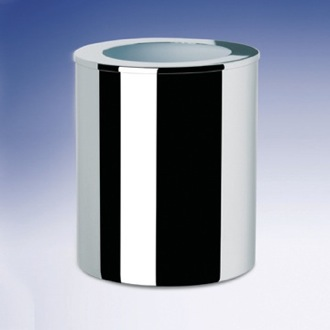 Waste Basket Round Metal Bathroom Waste Bin Windisch 89129