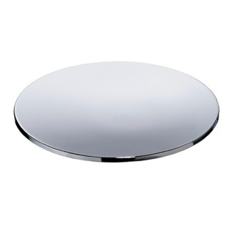 Soap Dish Free Standing Brass Round Soap Dish With Chrome or Gold Finish Windisch 92199