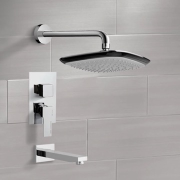 Tub and Shower Faucet, Remer TSF2161