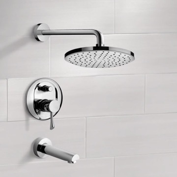 Tub and Shower Faucet, Remer TSF2212