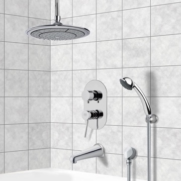 Tub and Shower Faucet, Remer TSH4000