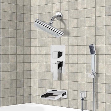 Tub and Shower Faucet, Remer TSH4194