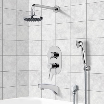 Tub and Shower Faucet, Remer TSH4533