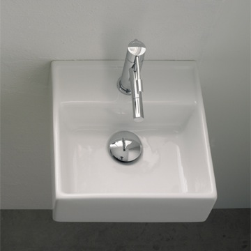 Bathroom Sink, Scarabeo 8036