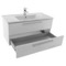 38 Inch Vanity Cabinet With Fitted Sink