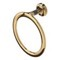 Wall Mounted Gold Brass Towel Ring