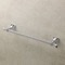 Chrome 20 Inch Brass Towel Bar