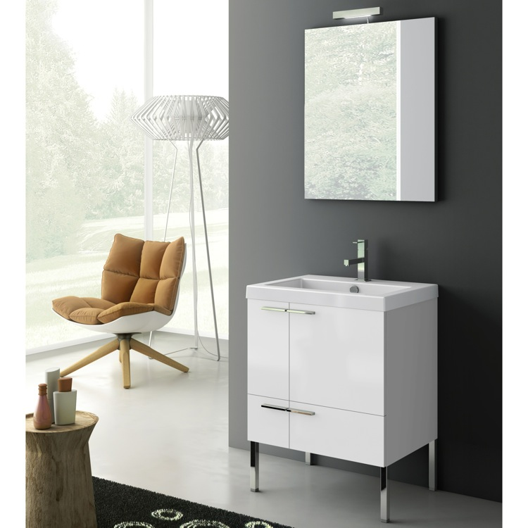 Acf Ans01 Bathroom Vanity New Space Nameek S