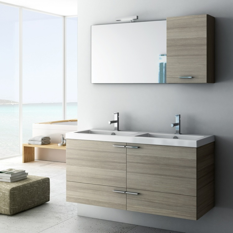Bathroom Vanity Acf Ans11 47 Inch Set