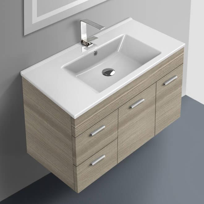Acf Lor10 Bathroom Vanity Loren Nameek S, Wall Hung Bathroom Vanities