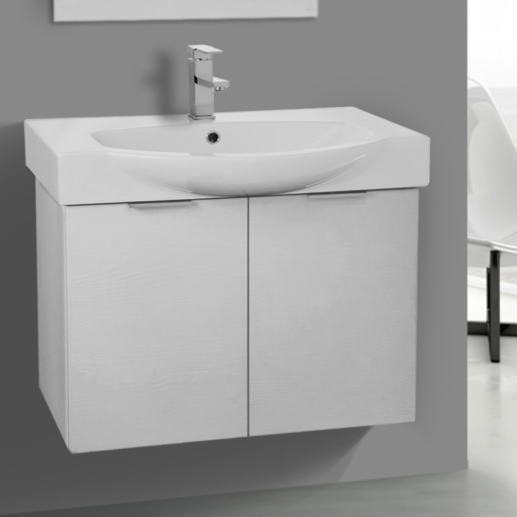 wall mounted bathroom cabinets modern arcom kal06 bathroom vanity kalboza nameek s 24536