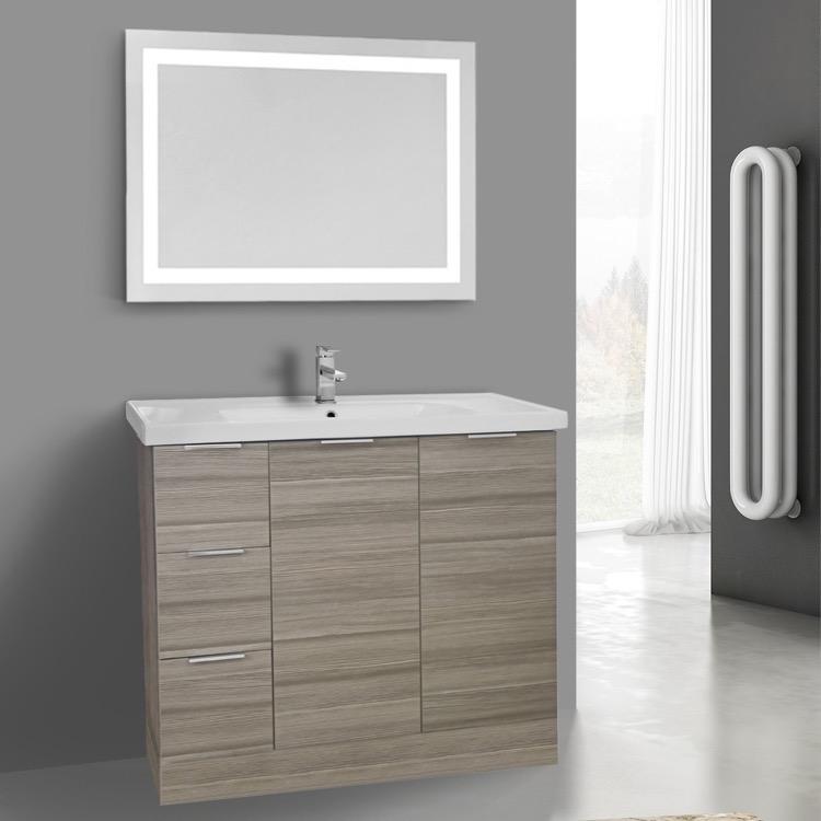 ARCOM WA83 Bathroom Vanity, Waloomi - Nameek's