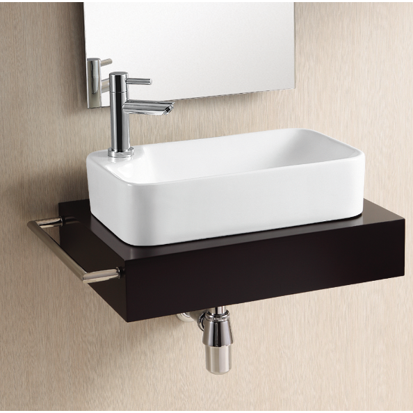 Caracalla ca4121 bathroom sink ceramica nameek 39 s for Are vessel sinks out of style
