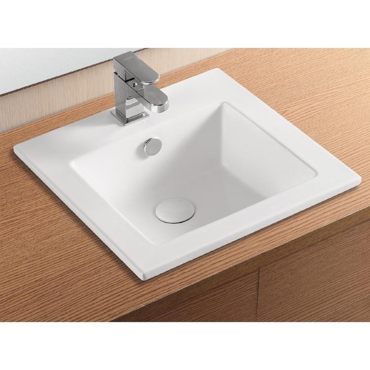 Caracalla CA4583 Bathroom Sink, Ceramica II - Nameek\'s